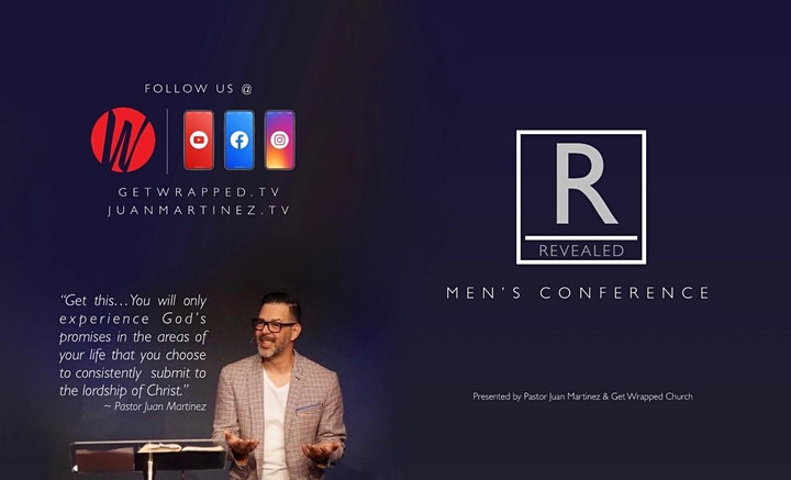 Revealed Men's Conference image