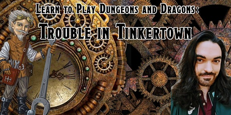 Learn to Play Dungeons and Dragons with Micah Ables! tickets