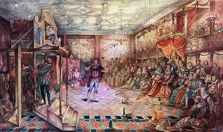 Shakespeare & The World of Theatre image