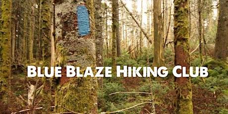 10am Blue Blaze Hiking Club - George Poston Park , Lowell (5.6 miles) tickets