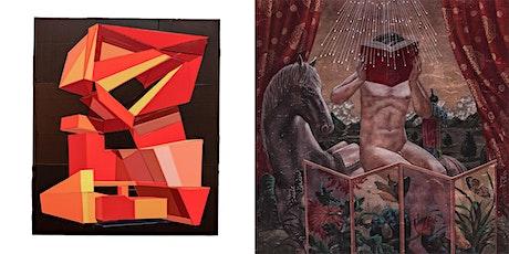 Qualia Contemporary Art Exhibition Opening Night tickets