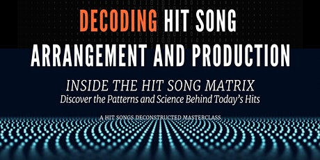 Decoding the Hits: Arrangement and Production tickets