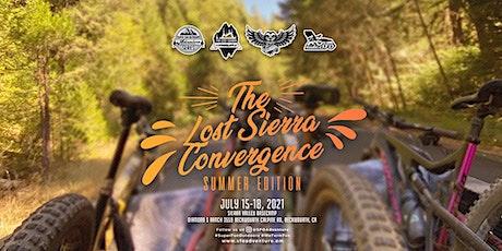 The 2021 Summer Lost Sierra Convergence tickets