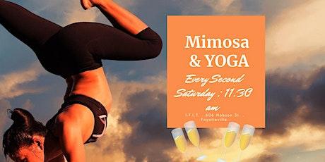 Yoga & Mismosa tickets