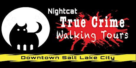 Nightcat True Crime Walking Tour tickets