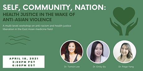 Cultivate Compassion in the Wake of Anti-Asian Violence tickets
