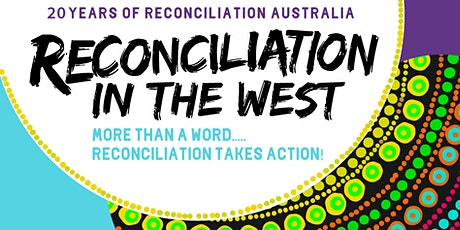Reconciliation in the West 2021 tickets