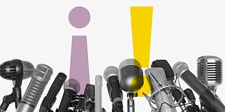 Refining Your Public Speaking Skills tickets