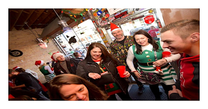 5th Annual 12 Bars of Christmas Crawl® - Cleveland image