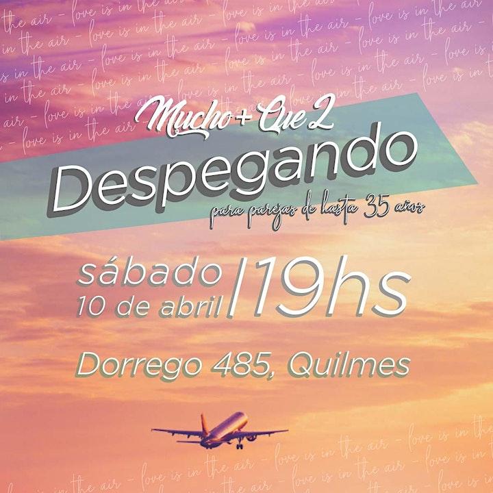 Imagen de DESPEGANDO