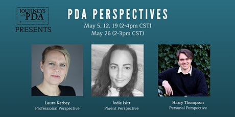Journeys with PDA Presents PDA Perspectives tickets