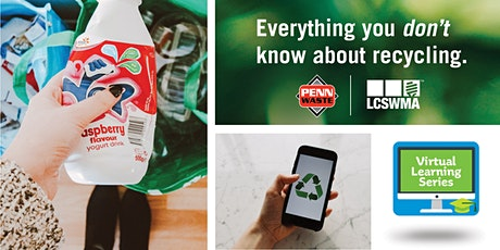 Everything You Don't Know About Recycling tickets