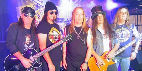 Roses and Guns (Tribute band to Guns and Roses) at Crawdads tickets