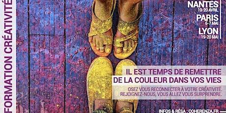 Formation Créativité pour Dirigeants, managers, coachs, PARIS présentiel tickets