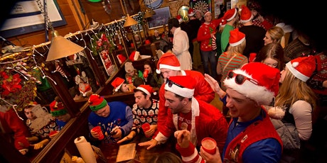 4th Annual 12 Bars of Christmas Crawl® - Charlotte tickets