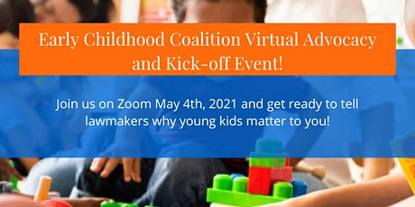 Oregon's Early Childhood Coalition 2021 Advocacy Kick-off tickets