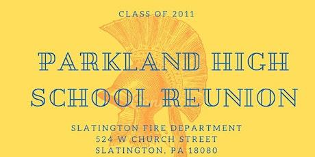 Parkland High School 10 Year Reunion tickets