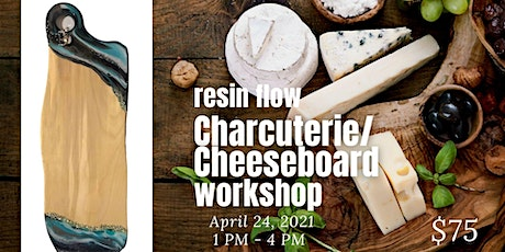 Charcuterie Cheeseboard Workshop tickets