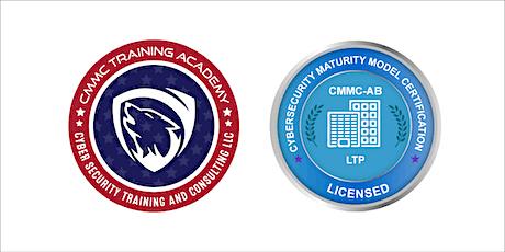 (Oct 4-8) Certified CMMC Professional (CCP) tickets