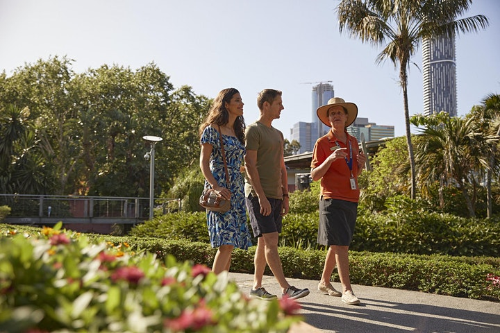 Guided Tour-Spectacle Garden in Colin Campbell Place, Roma Street Parkland image