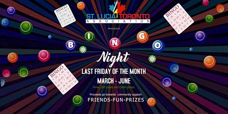 Virtual Bingo Night tickets