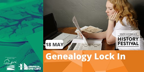 SA History Festival: Genealogy Lock In tickets