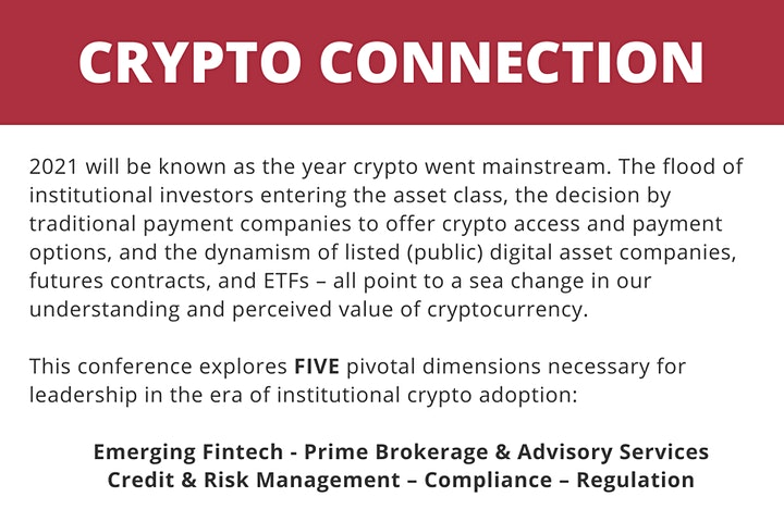 Crypto Connection 2021 image