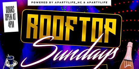 Rooftop Sunday's Hookahs & Mimosas tickets