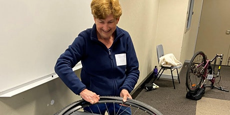 INTRODUCTION TO BIKE MAINTENANCE AND REPAIR WORKSHOP tickets