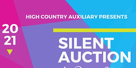 In Person Experience and Silent Auction tickets