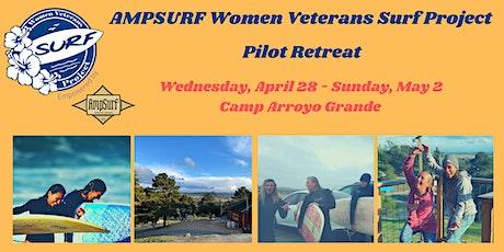 AMPSURF / Women Veterans Surf Project Retreat tickets