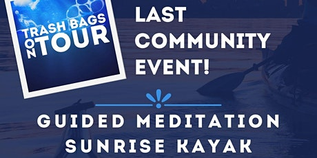 Meditation Sunrise Kayak Community Event tickets