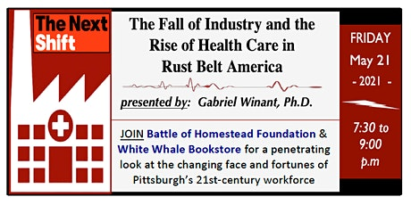 BHF Presents: The Next Shift, Health Care Workers in Rust Belt America tickets