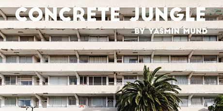 CONCRETE JUNGLE - Exhibition tickets