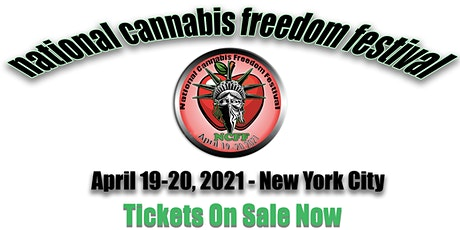 3rd Annual National Cannabis Freedom Festival tickets