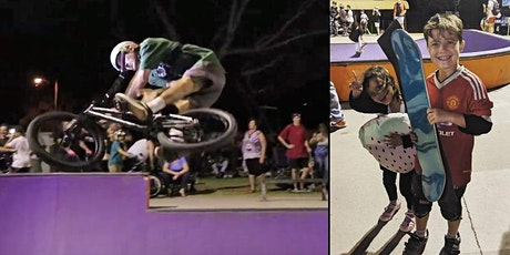 Town of Bassendean - Bassendean  skatepark coaching sessions tickets