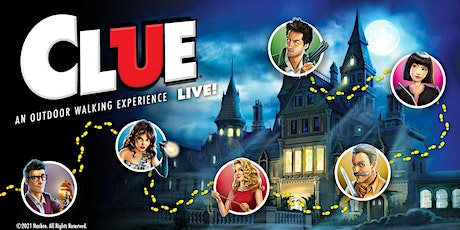 """CLUE Live! - An Outdoor Walking Experience"" Ventura Sat May 1, 2021 tickets"