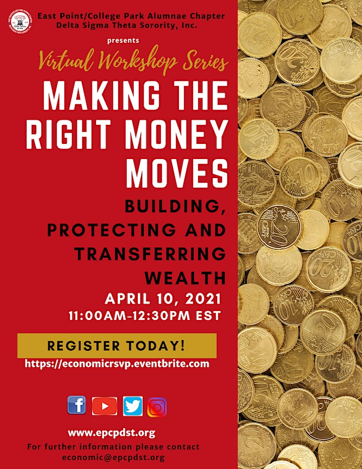 Making The Right Money Moves image