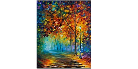 Colorful Night with Oil Paints, Paint Night tickets