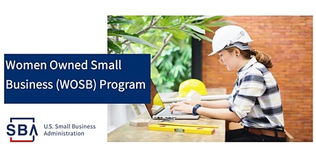 Women Owned Small Business (WOSB) Program tickets