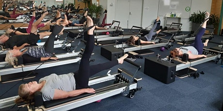 Sunbury Aquatic and Leisure Centre - April Moves Reformer Pilates tickets