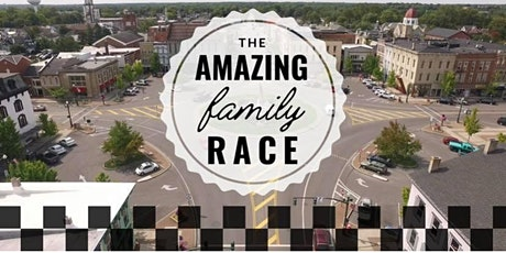 The Amazing Family Race tickets