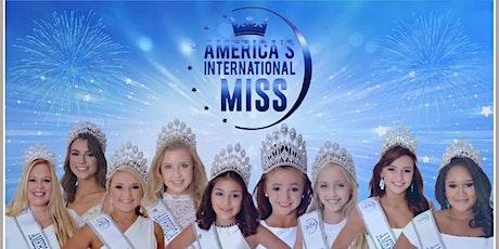 2021 America's International Miss Finals tickets
