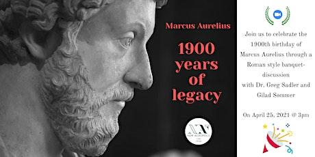 Roman Banquet - Celebrating Marcus Aurelius's 1900 Years of Legacy tickets