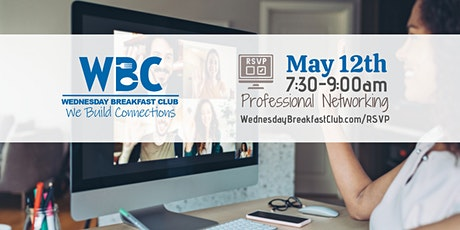 Wednesday Breakfast Club - May 12th tickets