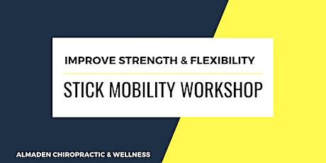 Stick Mobility Workshop tickets