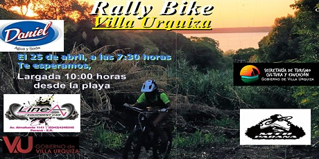 Rally Bike Villa Urquiza entradas