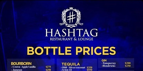 Hashtag Wednesdays tickets
