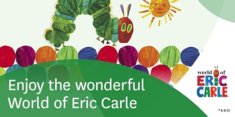 Stockland Point Cook World of Eric Carle Craft Village tickets