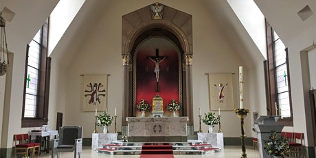 Mass at St Patrick's, Greenock billets